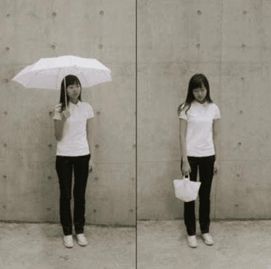 Når du ser disse 31 opfindelser må du eje dem alle! paraplytaske